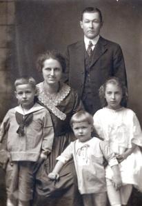 The Family ca 1920