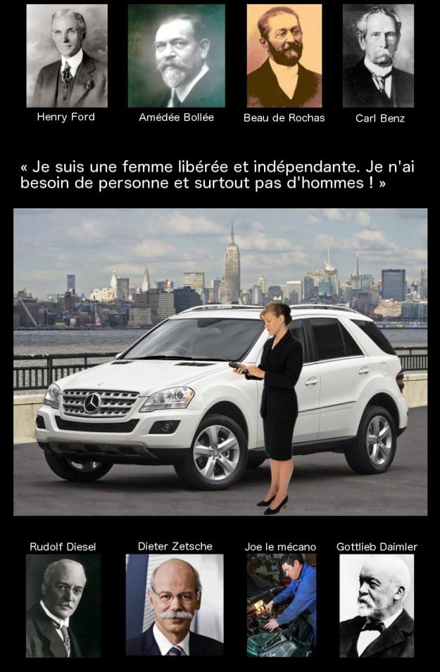 Femme_Automobile