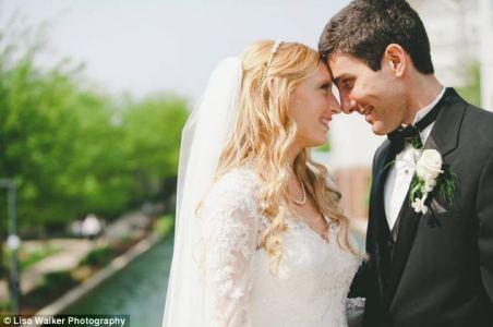 Nathan et sa femme Jennifer.